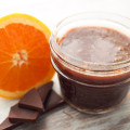 Chocolate Orange Sugar Scrub