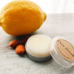 Lemon Almond Lip Balm