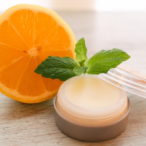 Lemon Mint Lip Balm