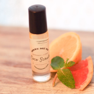 Wake Me Up - Essential Oil Blend