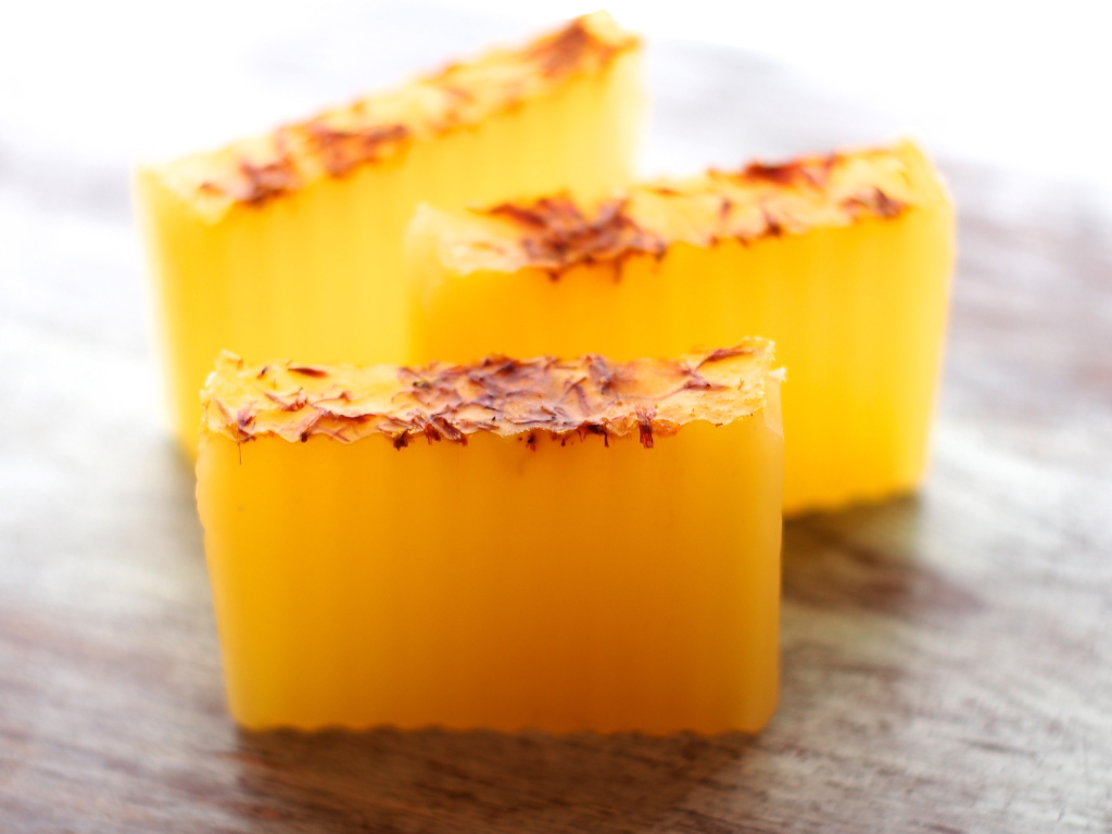 Firefruit Soap