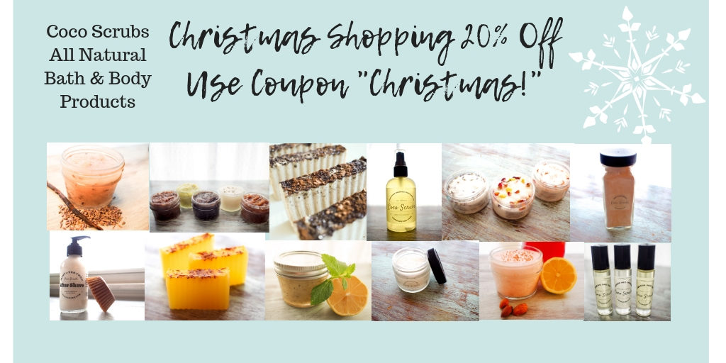 "20% Off - Use Coupon ""Christmas!"""